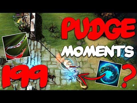 Dota 2 Pudge Moments Ep. 199 thumbnail