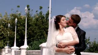 Свадебное волшебство лета