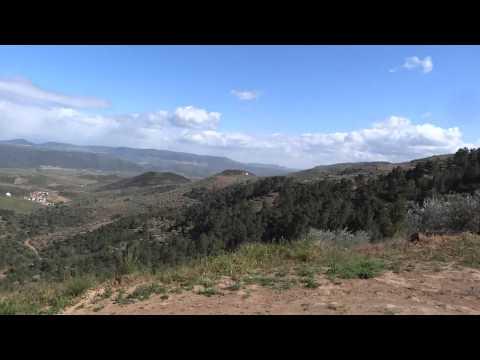 Vale da Vilariça visto de Seixo de Manhoses (Vila Flor)