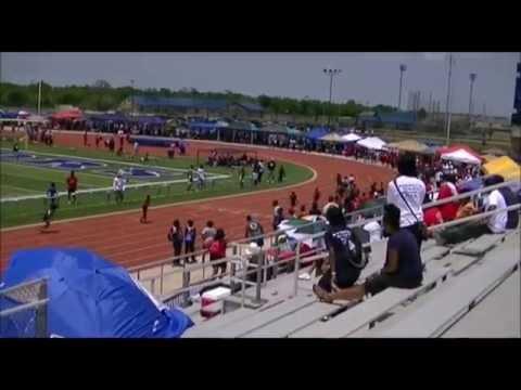 Xavier Carter Track Houston