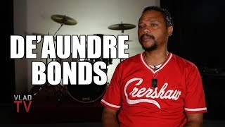 De\'Aundre Bonds Details Getting Shot 3 Times Before Filming \'Lockdown\' (Part 3)