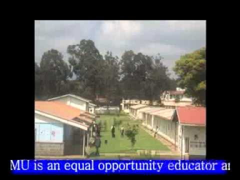 Muriangoski's Multimedia University of Kenya Advertising