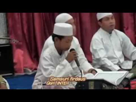 Qori' Internasional Syamsuri Firdaus,, Siap Kan Tisu Untuk menangis Sedih Banget!!!