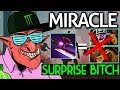 SURPRISE Bitch! Troll Warlord Silver Edge by Miracle- 7.06 Dota 2