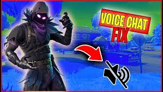 Fortnite : Cómo arreglar el chat de voz no funciona en el PC Fortnite Voice Chat Fix (Temporada 9)