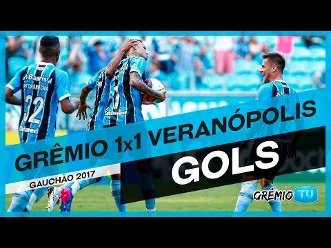 [GOLS] Grêmio 1x1 Veranópolis (Campeonato Gaúcho 2017) l GrêmioTV