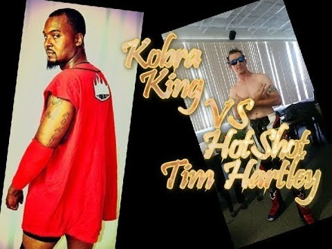 Kobra King vs HotShot Tim Hartley