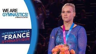 2018 Paris Artistic Gymnastics World Challenge Cup – Highlights Women