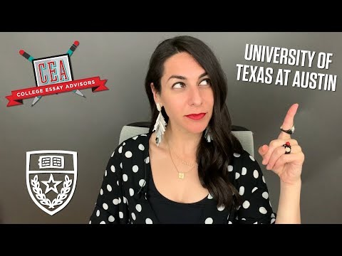 How To Get Into University Of Texas: Austin (with Great Application Essays!)