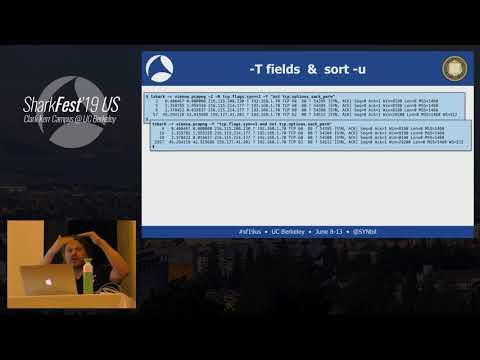 SF19US - 04 Solving (SharkFest) packet capture challenges