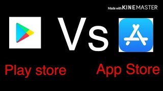 app store vs play store by Retro Clips