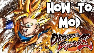 How To Mod Dragon Ball FighterZ