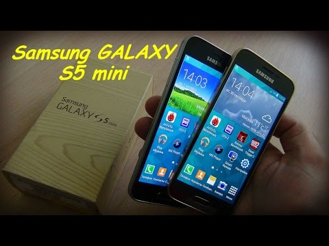 Samsung GALAXY S5 mini. Оснащен как Флагман! / Арстайл /