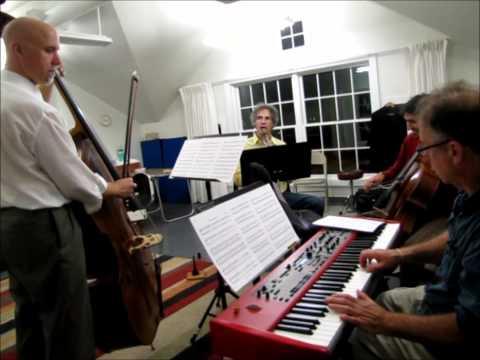 Hidden City Rehearsal