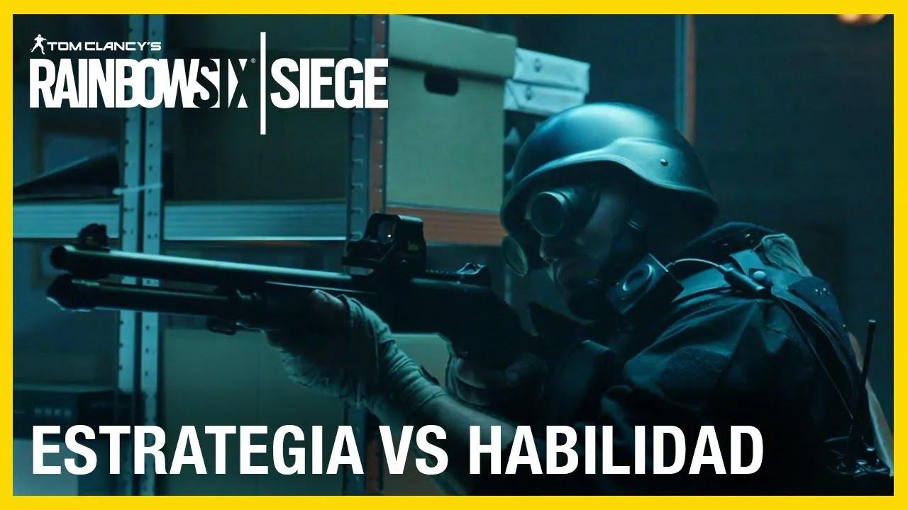 Rainbow Six Siege - Estrategia vs Habilidad | Ubisoft LATAM