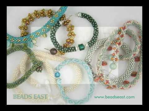 Ann Benson Bead Crochet basics