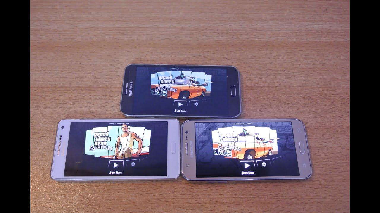 Samsung Galaxy J5 Vs A5 Vs E5