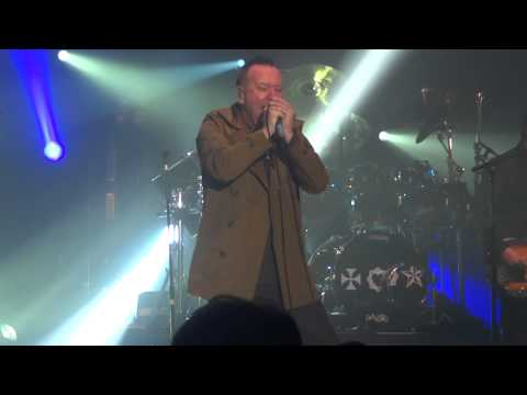 Simple Minds - Waterfront - Helsinki The Circus 27.1.2014 [HD Live]