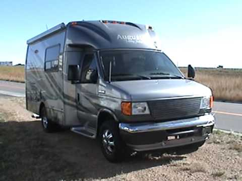 Used Class B Rv 39 07 Augusta 22ft Youtube
