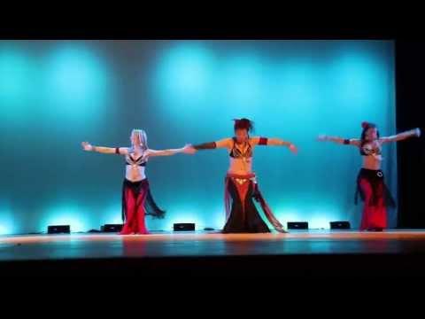 Beats Antique - Waisted Choreography by Rhythma Studios 2013 China Tour