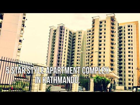 Sun City Apartment, Kathmandu.
