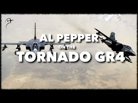Interview with Al Pepper on the Tornado GR4