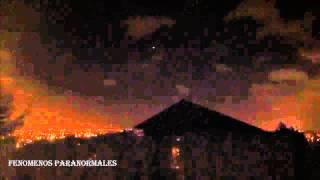 Extraña Esfera de Luz Captada en Francia