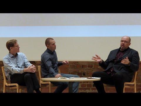 Ateist eller kristen – vad är förnuftigast? Marcus Rosenlund, Mats Selander