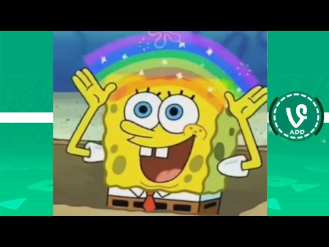 TRY NOT TO LAUGH OR GRIN While Watching Funny Cartoon Voice Overs Vines Compilation 2017 !!- ☼♣