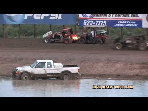 Push-Truck Donuts - SNMS 7/31/2010