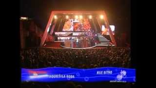 POGREŠILA RODA // NIJE BITNO // Sunčane Skale 2013 //