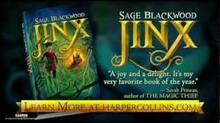 JINX by Sage Blackwood -- Official Trailer