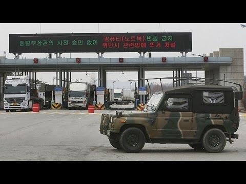Los negocios no paran entre las Coreas