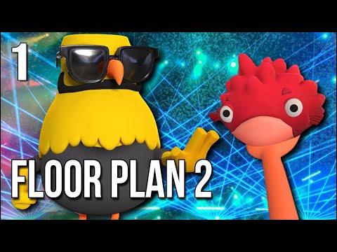 Floor Plan 2 | Part 1 | Solving Puzzles Is My New Job!