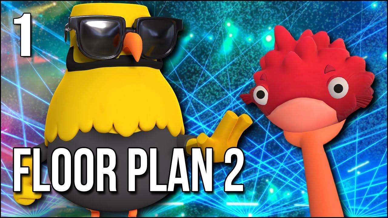 Floor Plan 2 Part 1 Solving Puzzles Is My New Job Youtube