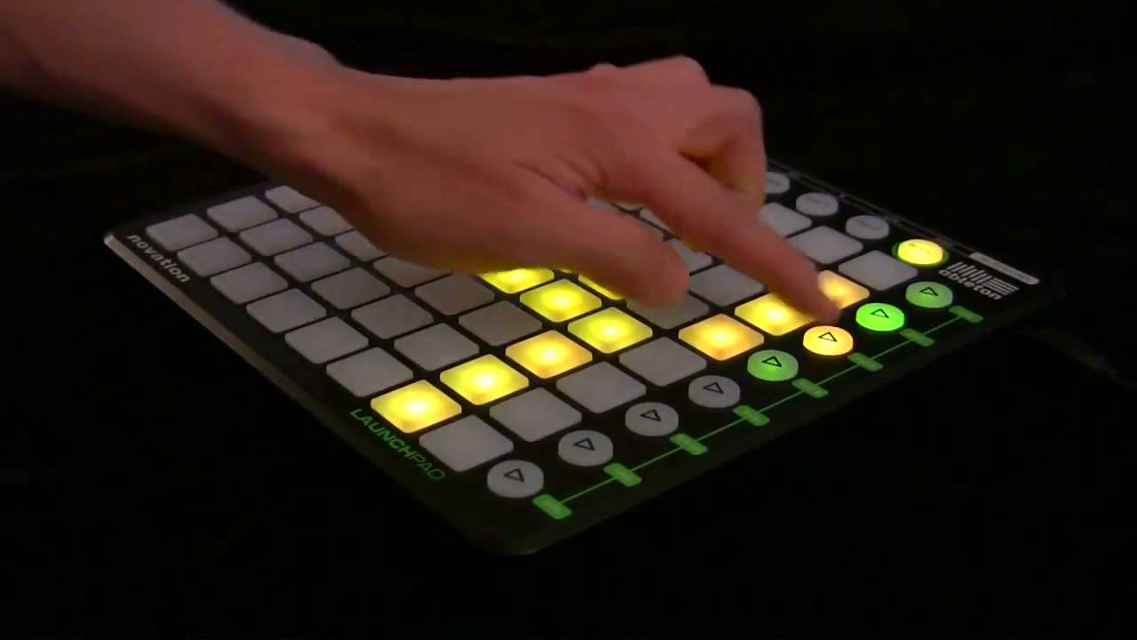 Novation // Launchpad - Official promo
