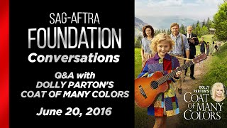 Conversations with DOLLY PARTON'S COAT OF MANY COLORS