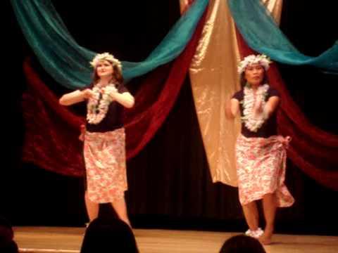 Traditional Hukilau Dance