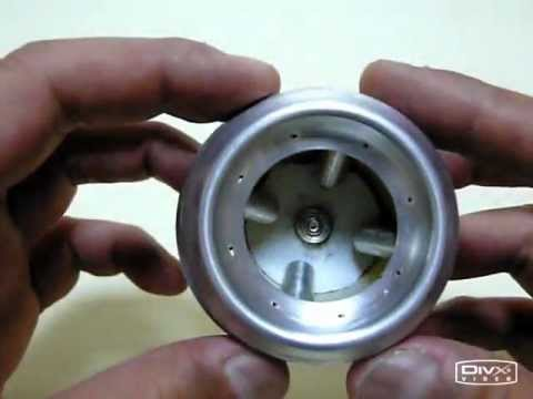 How To Make Vapor Turbo Alcohol Stove Digest Youtube