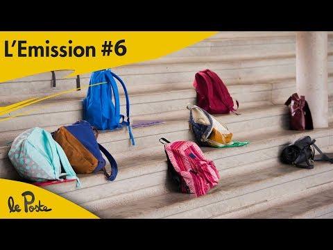 L'école vue par des lycéens / L'Émission #6 / Le Poste