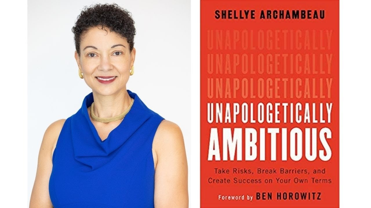 Image for Unapologetically Ambitious: An Interview With One of Silicon Valley's First Female African American CEOs webinar