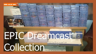 The Worlds Biggest Ultimate PAL SEGA Dreamcast Collection MUST SEE!