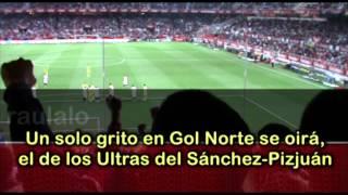 Los Mejores Cánticos Sevillistas en Biris Norte - Original Raulalo