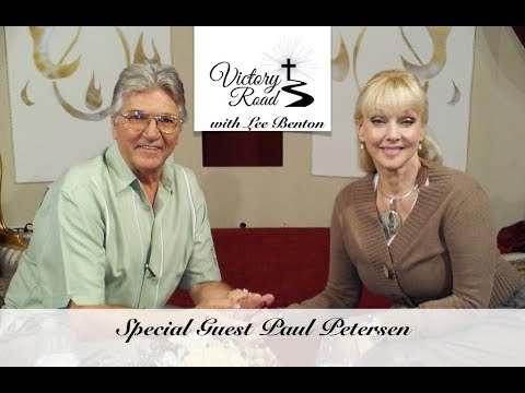 VICTORY ROAD with LEE BENTON  Guest Paul Petersen