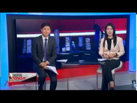 singapore media on ISRO launch its 100th satelite
