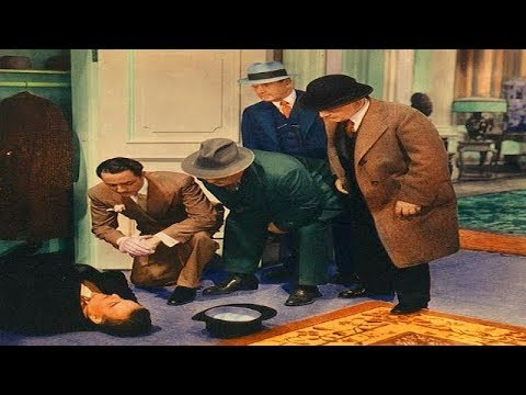 THE KENNEL MURDER CASE  William Powell  Full Length Crime Movie  English  HD  720p