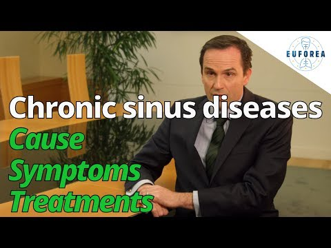 Causes, Symptoms & Treatments - Chronic Rhinosinusitis