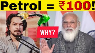 ₹100 PETROL PRICE IN INDIA EXPLAINED | Tamil | Madan Gowri | MG