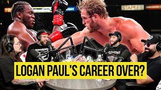 Logan Paul's Career Over? FaZe Banks, Adam22 & Keemstar Discuss