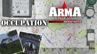 "ARMA: Resistance (Operation Flashpoint: Resistance) Mission 10 ""Occupation"""